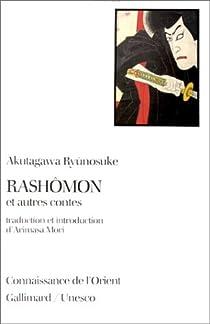 Rashômon et autres contes par Akutagawa