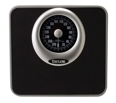Mechanical Bath Scale, 300 lb. Cap., 2 lb. Graduations