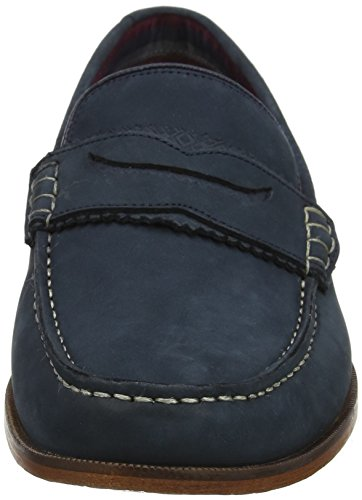 Ted Baker Miicke 5 - Mörkblå Nubuck (marinen) Mens Shoes