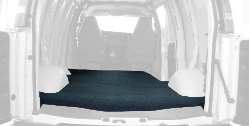 BedRug VanRug VRF92X fits 92-14 E-SERIES EXTENDED (2014 Ford E 250 Extended Cargo Van)