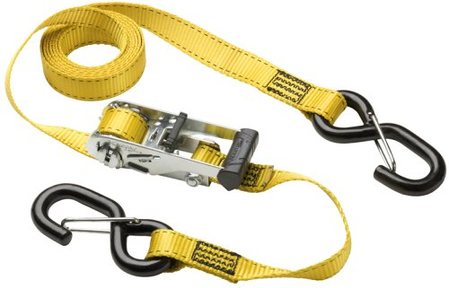 Master Lock 3057DAT 10-Foot-by-1-inch Ratchet Tie Down