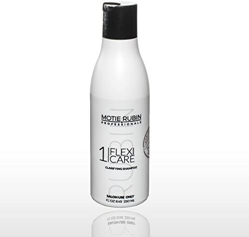 Buy Clarifying Keratin Shampoo - By Motie Rubin | For Damaged, Oily