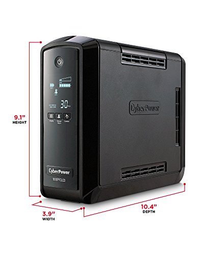 Build My PC, PC Builder, CyberPower CP1000PFCLCD