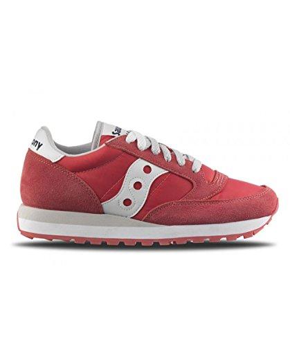 Saucony , Damen Outdoor Fitnessschuhe rot rot / weiß 36