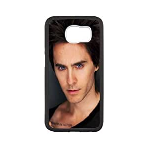 Samsung Galaxy S6 Phone Case Black Jared Leto Tatoo HM6O7OHE Symmetry Phone Cases