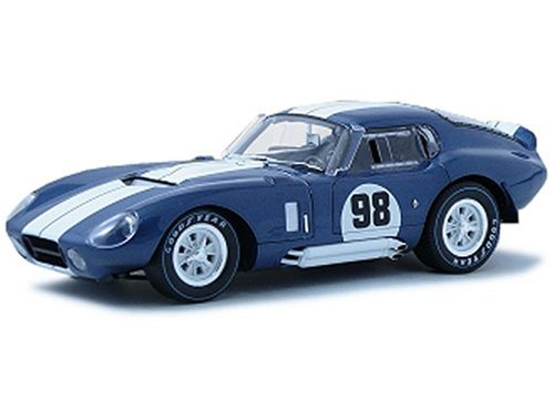 Shelby Daytona Coupe (1965 Shelby Cobra Daytona Coupe (Blue))