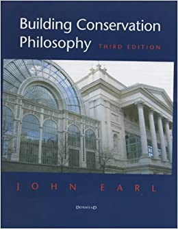 BUILDING CONSERVATION PHILOSOPHY EBOOK DOWNLOAD