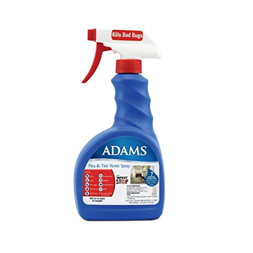 Adams Flea and Tick Home Spray, 24 Ounce from Adams