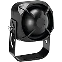 Install Essentials 515R Self-Powered Rechargeable 6-Tone Siren