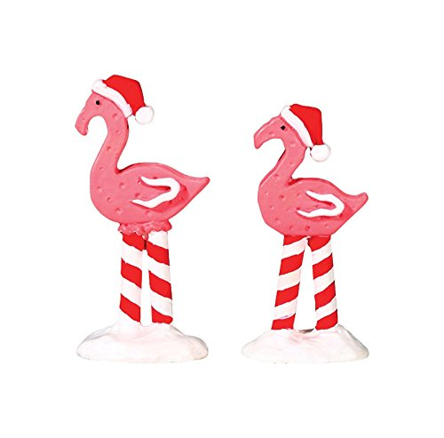 Pink Flamingos Set/2 -