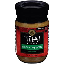 Thai Kitchen Gluten Free Green Curry Paste, 4 Ounce