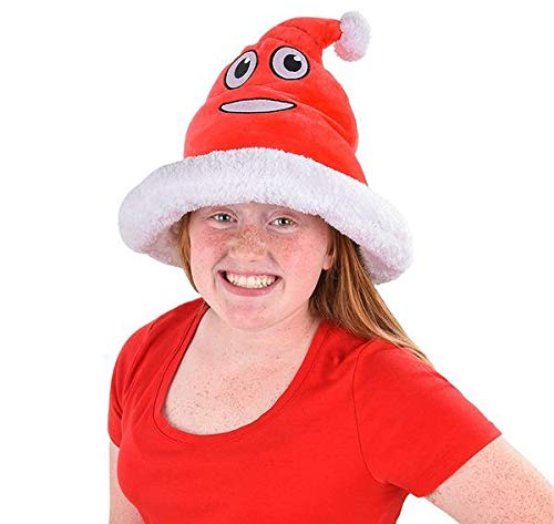 DollarItemDirect Santa Poop HAT, Case of 24