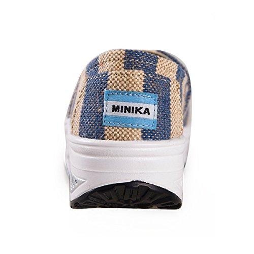 Pour Gris Mode Femme Baskets Xmeden YxHFqx6