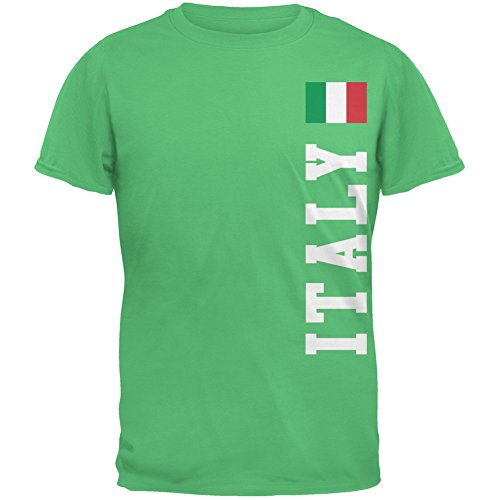 Price comparison product image World Cup Italy Green Youth T-Shirt - Youth Small
