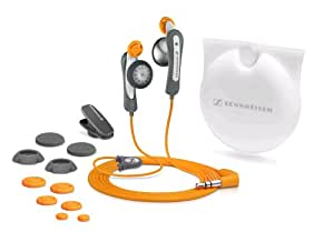 Sennheiser MX85 Sport Series II Twist to Fit Earbuds (Discontinued by Manufacturer)