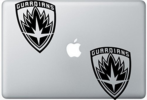 Guardians Of The Galaxy Logo FlashDecals3226 Set Of Two  , D
