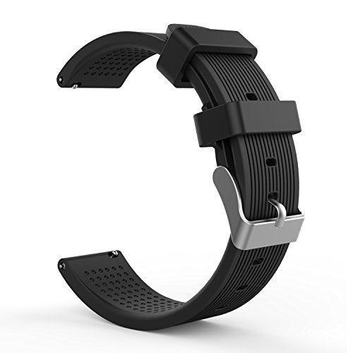 MoKo Silicone Replacement Ticwatch Smartwatch