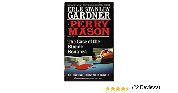 Case of the Blonde Bonanza: Amazon.es: Gardner, Erle Stanley ...