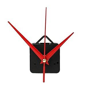 Ularma Movimiento de Cuarzo Reloj con Gancho Piezas de Bricolaje reparación + Manos (B) 8
