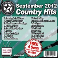 All Star Karaoke Country Series (ASK-1209C) ()