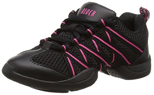 Jazz Moderne Fille Bloch de et Chaussures Rose Criss Pink Danse Cross ZPpZCf0Swq