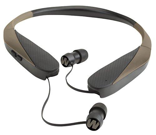 Razr XV w/Bluetooth Retractable Ear Buds Electronic 31 db NRR Flat Dark Earth by Razr
