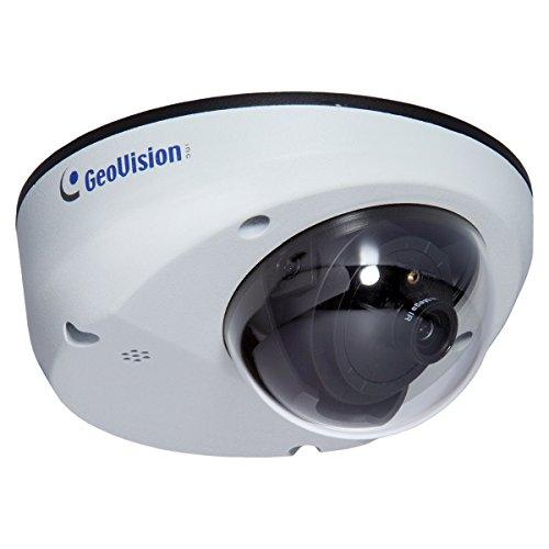 GeoVision 1.3 Megapixel Network Camera - Color, Monochrome GV-MDR1500-2F