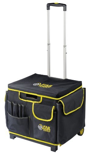 Fartools FSC 40 Portable Fold-Up Tool Case with Wheels by FARTOOLS