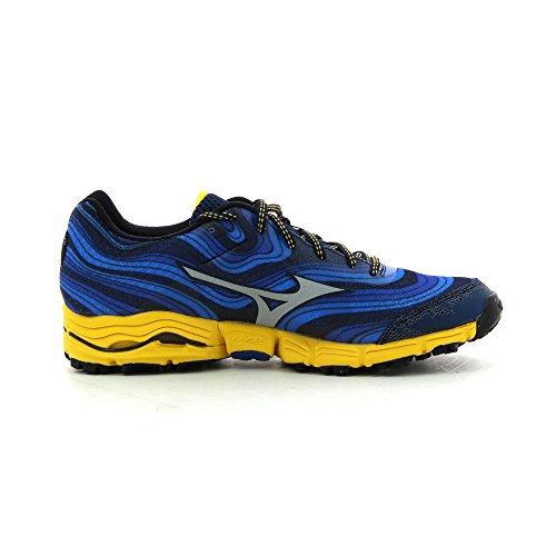 Bleu Mizuno Chaussures Homme Kazan Wave wq7IX7Ofxn