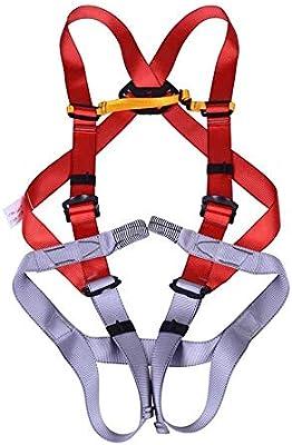 YDXYZ Cinturones de Seguridad Adulto Ligero Escalada Construcción ...