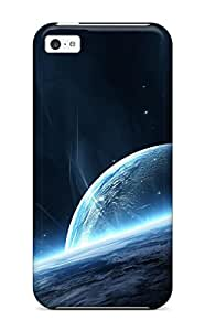 New Top Style Cassandra Byers Hard Case Cover For Iphone 5c- Outer Spaces