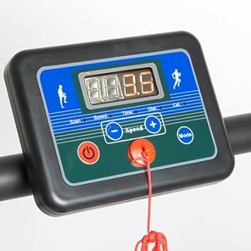 Cinta de correr motorizada Confidence Power Plus: Amazon.es ...