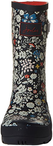 Pluie Beau French Navy Marine Tom French Bottes Femme Bloom Blue de Ditsy Joule Mollywelly Ria x8gIwqHC
