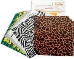 Yasutomo animal print origami 5 3 4 inch papers buy now