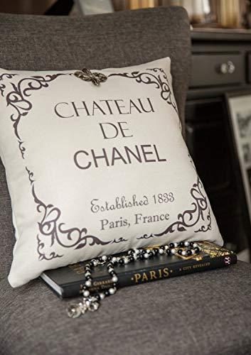 - French Pillowcase Paris Pillowcase Paris decordecorParis giftsFrench signivory Pillowcase parisiancoco Pillowcase Coco Quotes