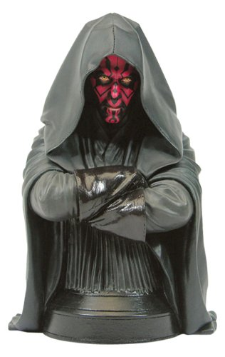 Star Wars Mini-Bust : Darth Maul B000FXWXQQ