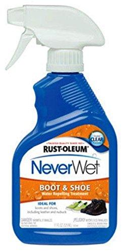 Rust-oleum Neverwet Boot & Shoe Water Repelling Treatment 11 Oz Rustoleum