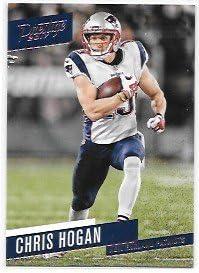 Chris Hogan 2017 Prestige New England Patriots Card #38 at ...