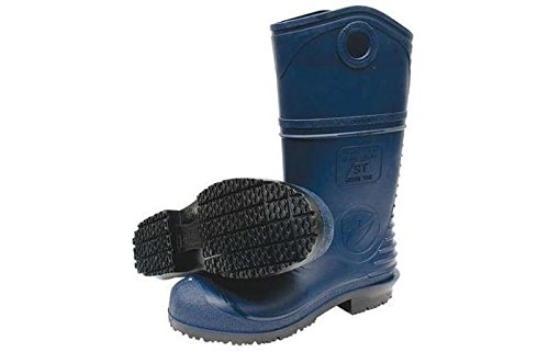 Onguard 89085 Blue 16 Plain-Toe General Purpose Work Boot - 13.75 in Height - PVC Upper and PVC Sole - 791079-15504 [PRICE is per PAIR]