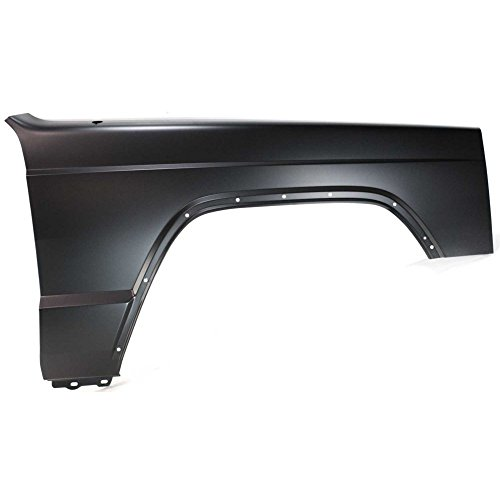 Evan-Fischer EVA16972012126 Fender for Jeep Cherokee 97-01 RH Front Right Side -