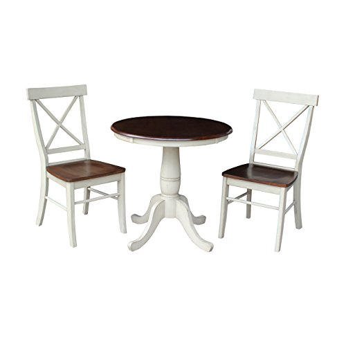 International Concepts K12-30RT-613P Fixed Table For Sale