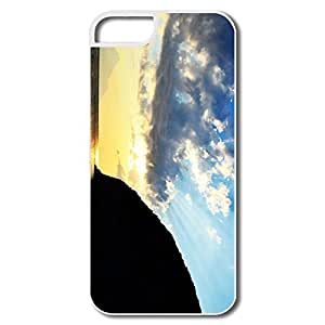 IPhone 5/5S Cover, Goa Beach Bar White Covers For IPhone 5 5S