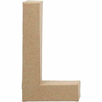 per decoupage e patchwork Creativ LetteraA grande 20,5 cm