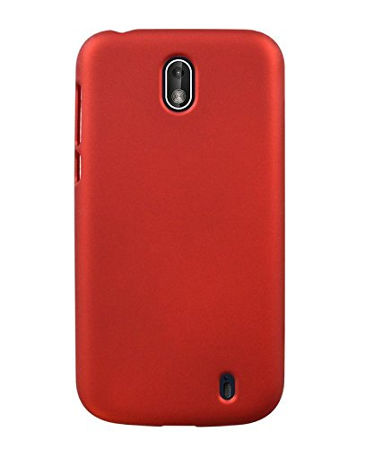 hot sales fafb0 dafb2 Covernew Back Cover for Nokia 1 - Ta-1066 - Red: Amazon.in: Electronics
