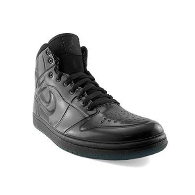 buy online 01319 82862 NIKE - Men s Classic Shoes - Air Jordan 1 Anodized - Black  Amazon.co.uk   Shoes   Bags