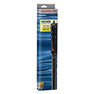 MarineLand Precision Heater for Saltwater or Freshwater Aquariums 35