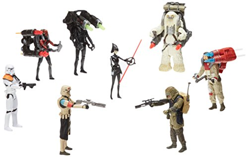 Star Wars Rogue One 3 3/4-Inch Action Figure 2-Packs Wave 2 ()