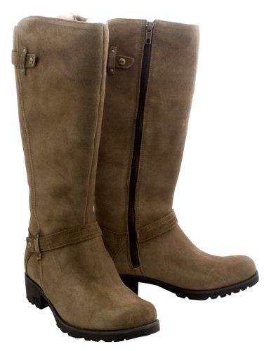 BRTA Brown Boot Code W 1917 UGG Jillian Knee W Suede MARRONE Australia BROWN Woman txwYqOI