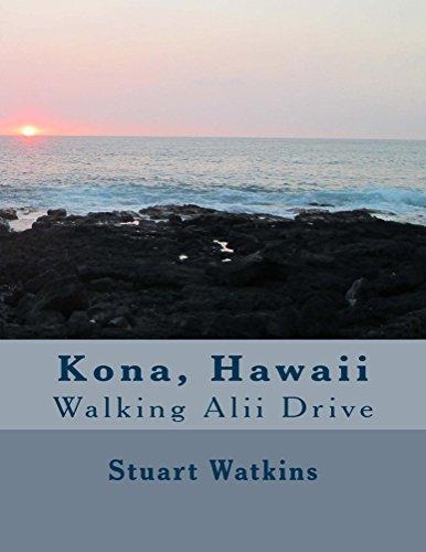Kona, Hawaii, Walking Alii - Alii Drive