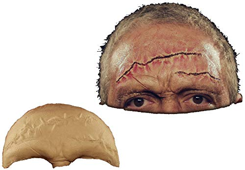 Stitched Brow Foam Latex Prosthetic]()